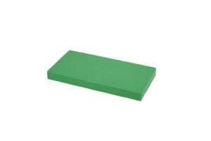 große Abdeckplatte in der Farbe Grün