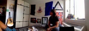 Cooles Schlafzimmer mit Everblock