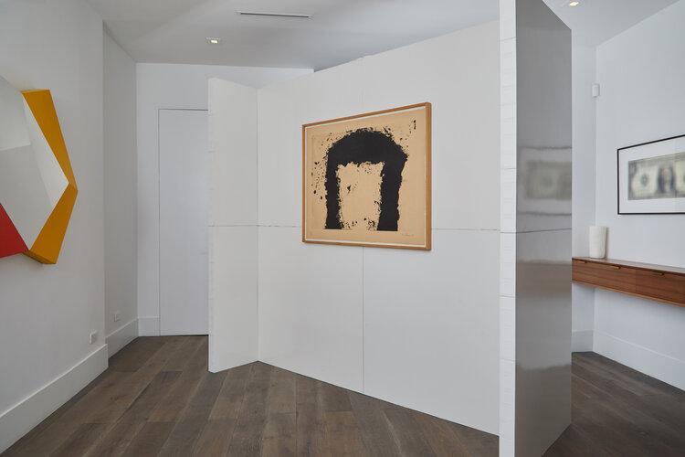 Verwenden Sie EverPanel, um komplette Wandsysteme für Kunstgalerien und Museen zu erstellen.