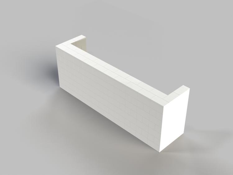 305 cm Bar