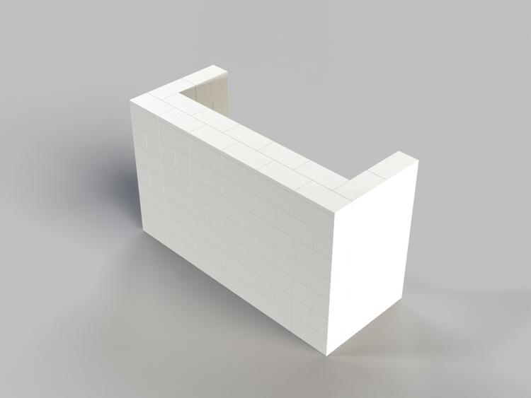 183 cm Bar
