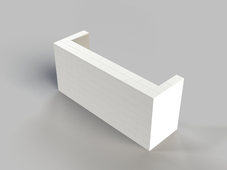 244 cm Bar
