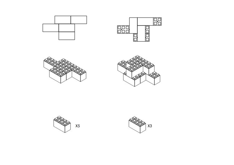 Moderne Tischbasis - Schritt-für-Schritt Instruktionen