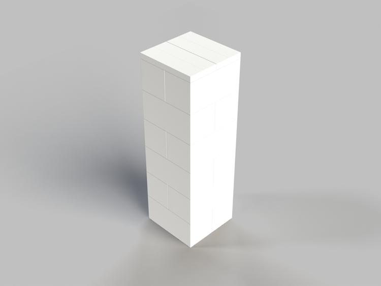 91cm Säule