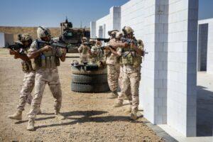 Nachhaltige Strukturen: Everblock modulare Bausteine für militärische Trainingseinrichtungen