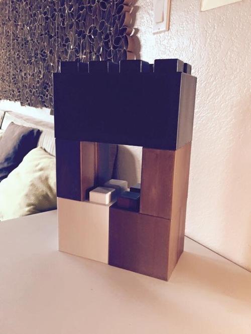 Sehen Sie EverBlock® als neues Kunstmedium, um sich selbst auszudrücken.