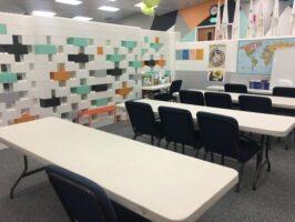 Erstellen Sie mit EverBlock komplette Klassenzimmer und verleihen Sie jedem Bildungsbereich ein innovatives Gefühl