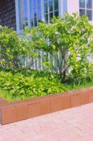 Definieren Sie Bereiche und definieren Sie Räume mit der EverBlock® Rasen- und Beetkante.