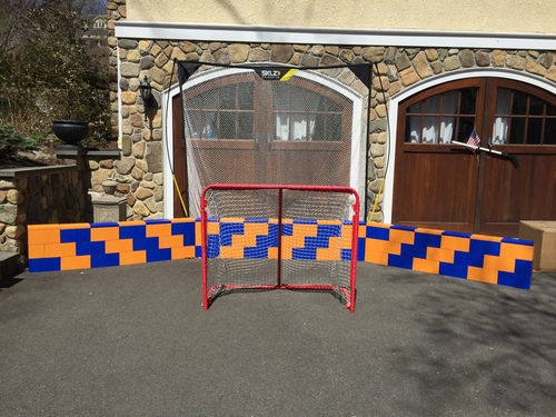 Bauen Sie Barriere-Wände für verschiedene Anwendungen und realisieren Sie Ihre Team-Farben.