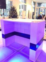 Modulare Einzelhandelsmöbel: Bauen Sie einzigartige Einzelhandelsdisplays und modulare Kassen