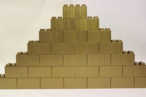 Modulare Goldblöcke: Bauen Sie unglaubliche Requisiten mit modularen Blöcken
