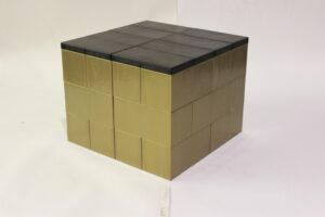 Modulare Einzelhandelsmöbel: Bauen Sie einzigartige modulare Sockel, modulare Säulen und ineinandergreifende Einzelhandelsdisplays