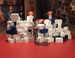 Kinderspiel: Modulare Blöcke zum Kinderspiel