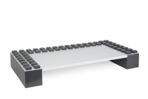 122cm Schreibtischplatte