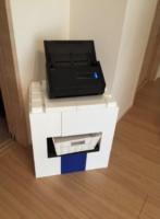 Individuelle Druckertische: Erstellen Sie benutzerdefinierte Möbel, einschließlich benutzerdefinierter Druckerständer, benutzerdefinierter Präsentationsständer, Regale und mehr.