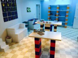 Komplette modulare Räume: Verwenden Sie EverBlock, um einen Raum komplett einzurichten. Von Kellern über Studios und mehr ist EverBlock vielseitig einsetzbar.