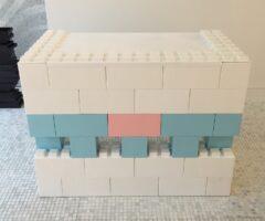 Verkaufstresen: Erstellen Sie attraktive modulare Verkaufs-Tische und -Schalter.