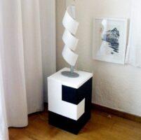 Displaysäulen: Erstellen Sie attraktive Display-Sockel in allen Höhen und Größen. Konstruieren Sie modulare architektonische Säulen.