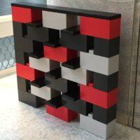 Architektonische Akzente: Bauen Sie attraktive Dekor- und Architekturakzente und -merkmale für den Heim-, Einzelhandels- und Bürogebrauch