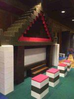 Erstellen Sie einzigartige modulare Strukturen und modulare Gebäude für den dekorativen und realen Einsatz
