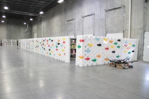 Erstellen Sie Fabrikabtrennungen und andere tragbare und demontierbare Wände